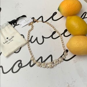Kate Spade • Pick a pearl necklace NWT